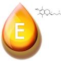Натуральная форма витамина Е защищает кожу и мозг