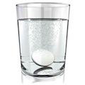 Шипучие лекарства могут содержать вредное количество соли