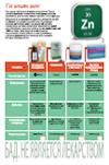 Цинк - металл для иммунитета