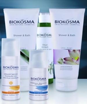 Видео трансляция семинара: БИОКОСМА - натуральная косметика из Швейцарии