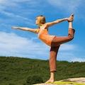 Йога помогает при бессоннице во время менопаузы