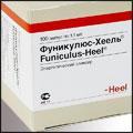 ХЕЕЛЬ Фуникулюс-Хеель (энергетический эликсир) 1,1 мл амп.№ 100