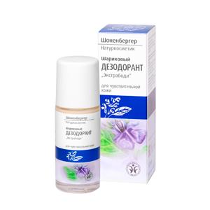 Шоненбергер Шариковый дезодорант ЭКСТРАБОДИ, 50 мл