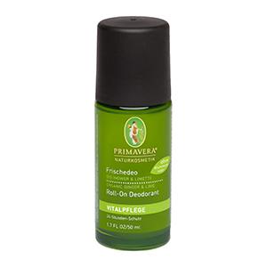 ПРИМАВЕРА Освежающий шариковый дезодорант «ИМБИРЬ ЛАЙМ», 50 мл